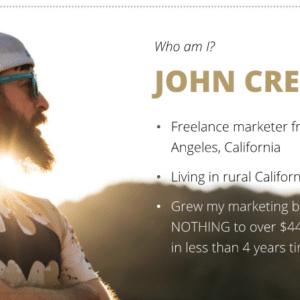 John Crestani