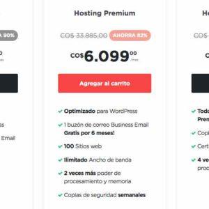 precios hostinger
